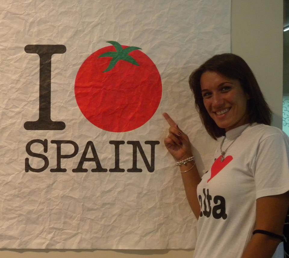 L'amore per la Spagna: la storia di Tania