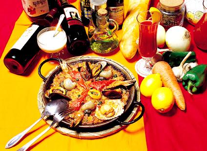 Ecco i piatti pi famosi della spagna italiani spagna for Cucina spagnola