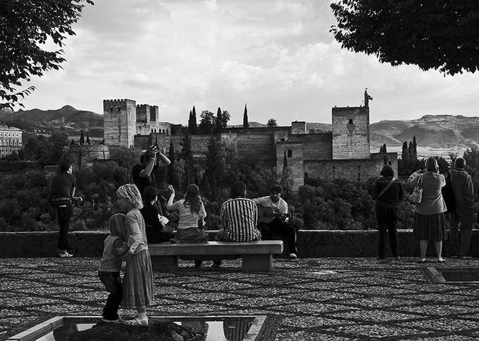 Roberta, Erasmus a Granada