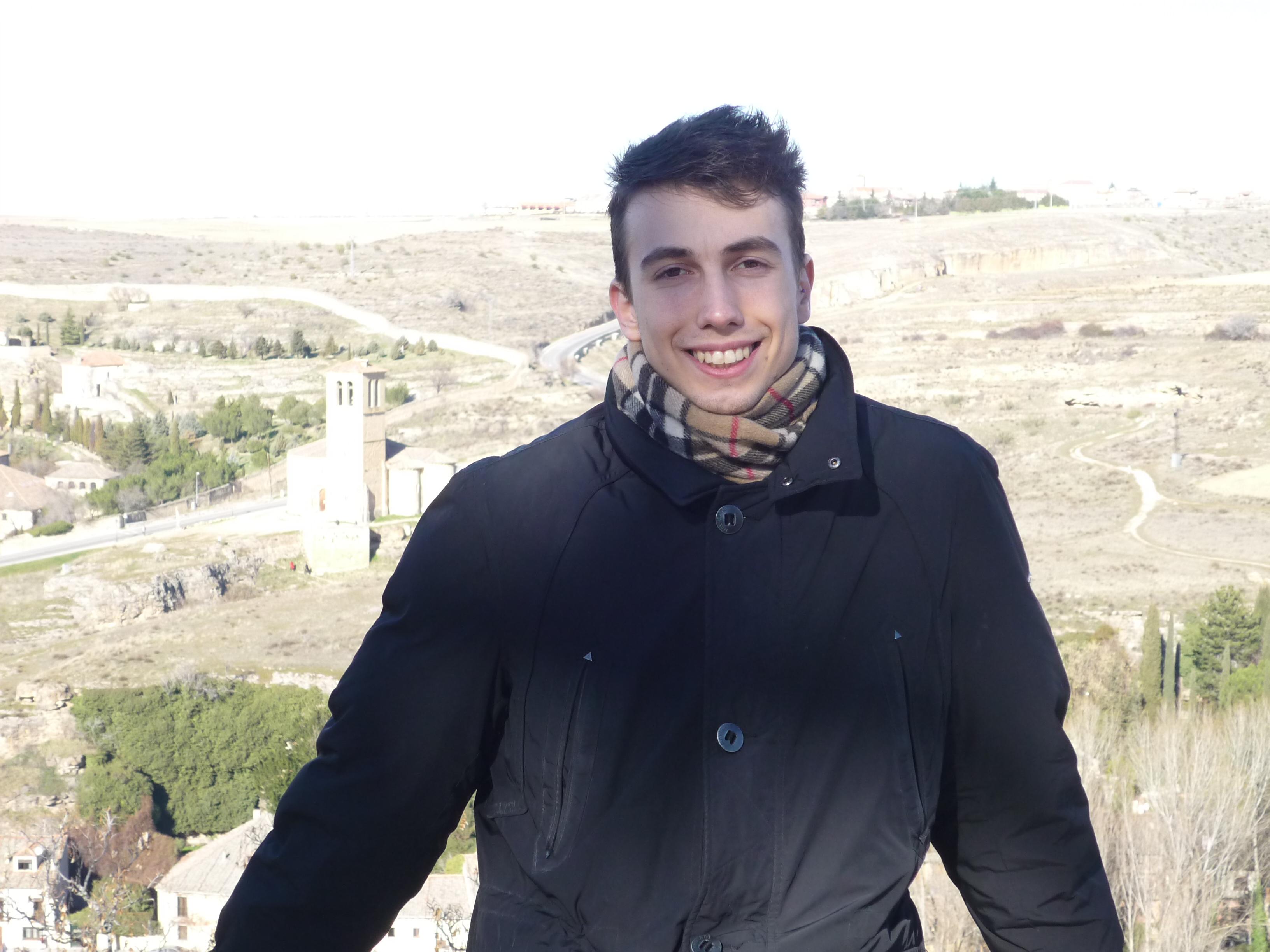 Erasmus a Madrid: Federico si racconta