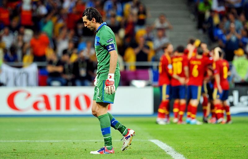 Spagna in finale: adios Italia