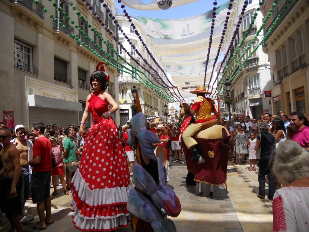Feria di Malaga 2013 (dal 17 al 24 agosto)