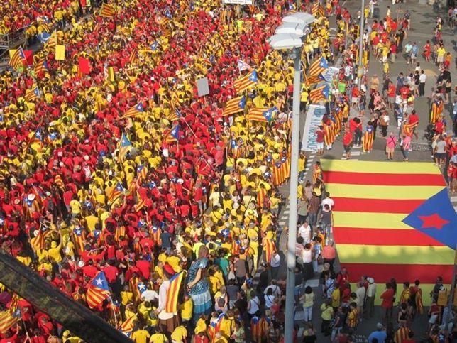 La Diada: il giorno della Catalogna