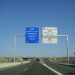 Piccolo glossario per chi guida in Spagna