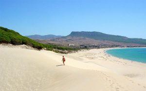 Playa de Bolonia in Cadiz