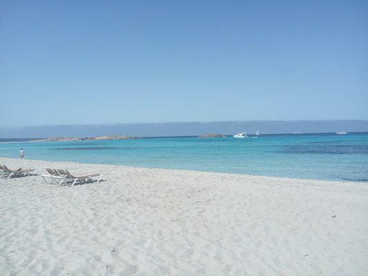 Playa de Ses Illetes a Formentera, una spiaggia caraibica in Europa