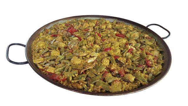 La ricetta originale della paella valenciana