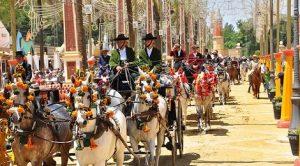 La Feria del Caballo a Jerez (Andalusia)