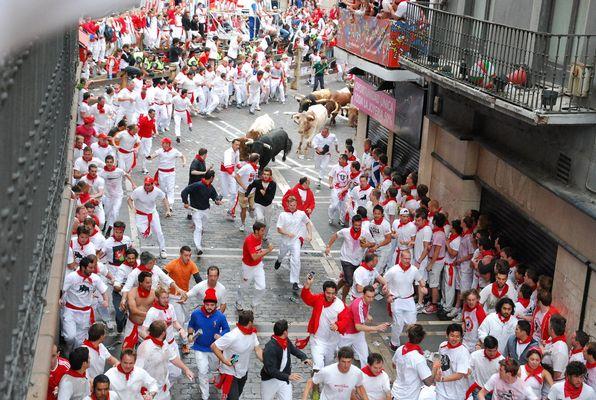 La Festa di San Firmin a Pamplona