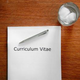 redigere curriculum