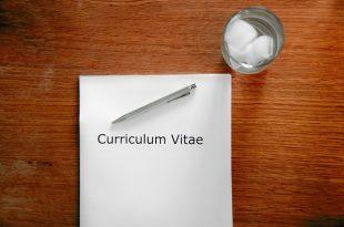 L'importanza di un buon Curriculum Vitae