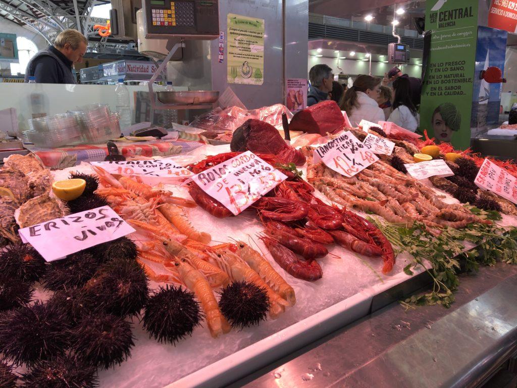 Mercato spagnolo: luoghi tipici che raccontano la storia di un paese - Mercado Central Valencia