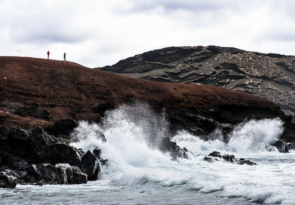 Cosa vedere a Lanzarote - paesaggi vulcanici
